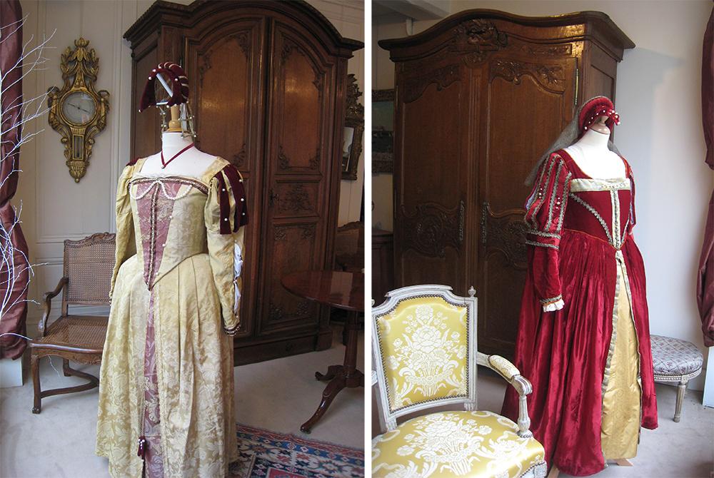 renaissance robes