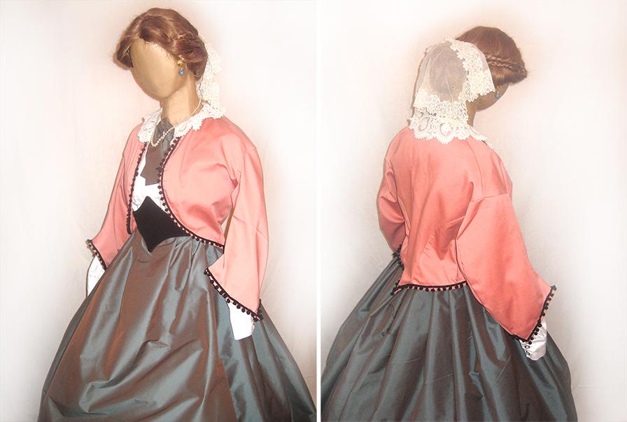 costume XIX, costumes historiques, costume historique, costume historique femme, costume historique à vendre
